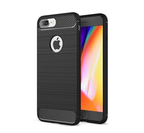 ShieldCase® ShieldCase Brushed case iPhone 8 Plus / 7 Plus
