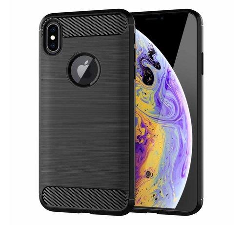 ShieldCase® ShieldCase Brushed case iPhone  X / Xs