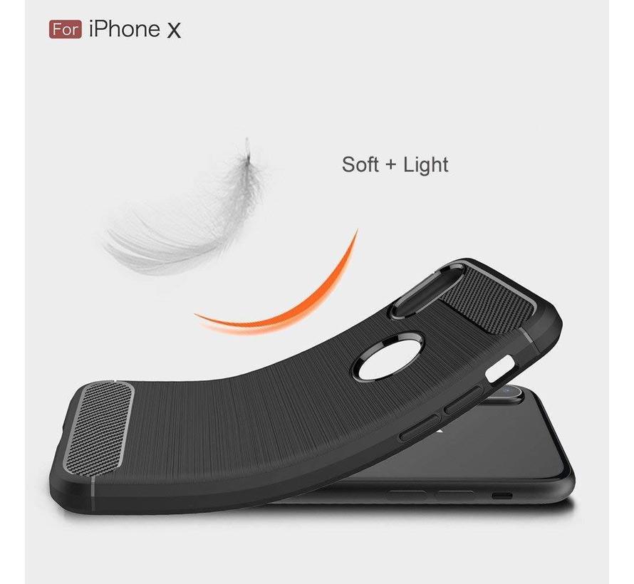 ShieldCase Brushed case iPhone  X / Xs