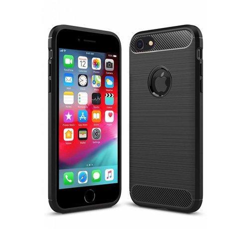 ShieldCase ShieldCase Brushed case iPhone 8 / 7