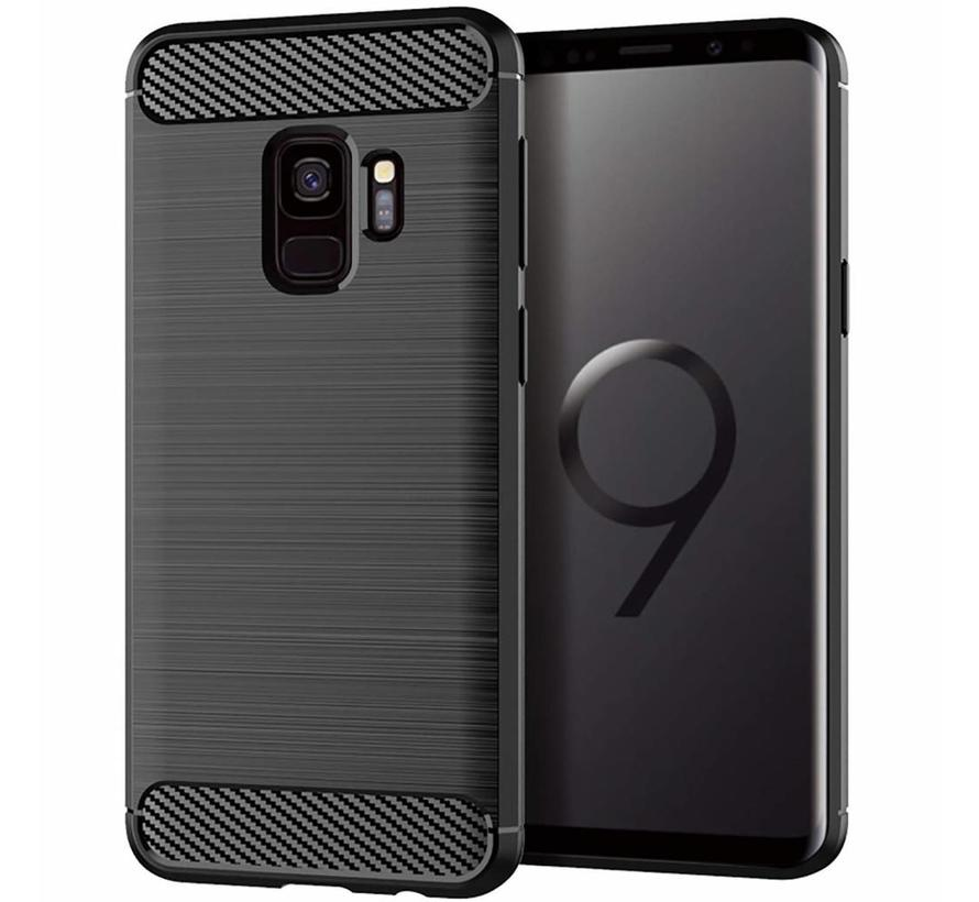 Brushed case Samsung Galaxy S9