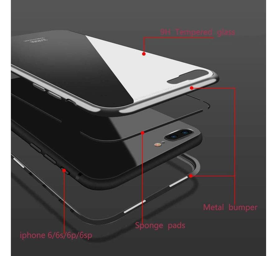Shieldcase Magnetic Tempered Glass case iPhone 6 / 6s