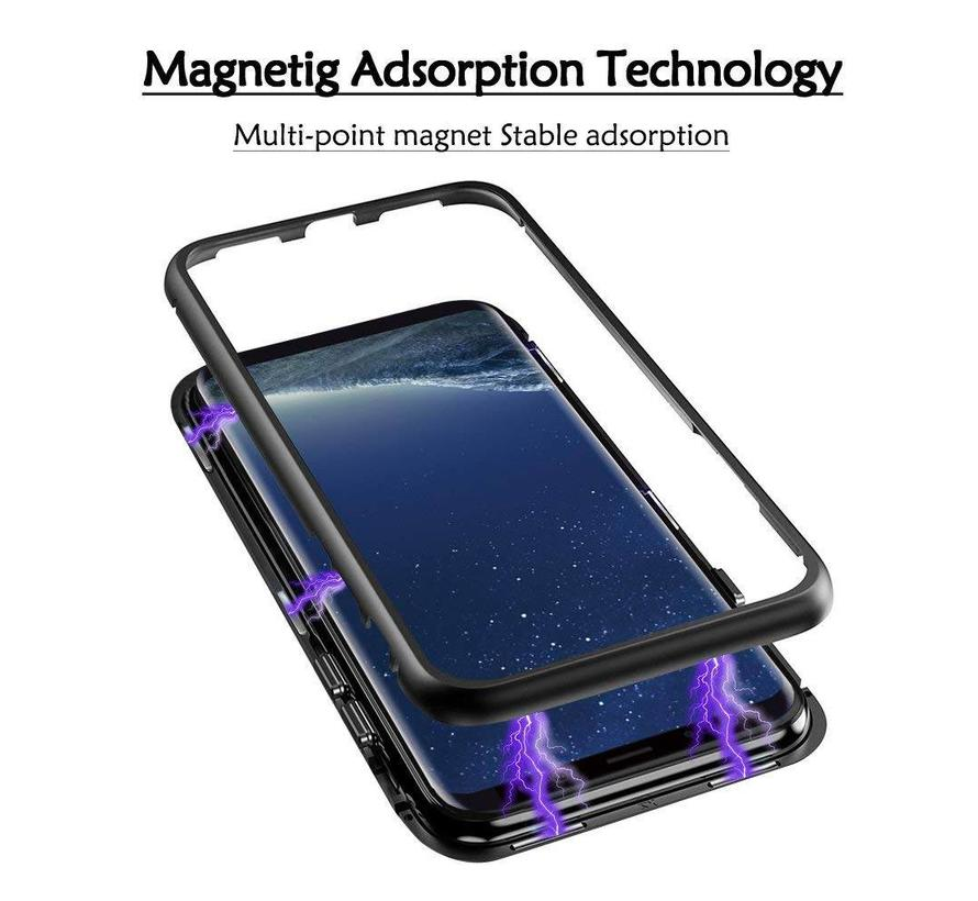 ShieldCase Magnetic Tempered Glass case Samsung Galaxy S8