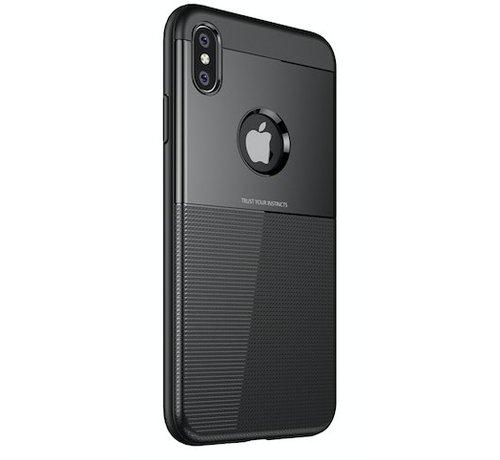 ShieldCase® ShieldCase Carbon black case iPhone Xs Max
