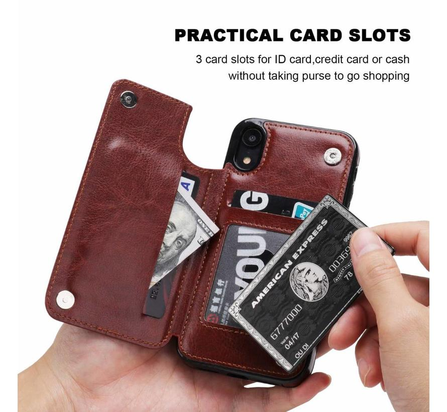 ShieldCase Wallet Case  iPhone Xr (bruin)