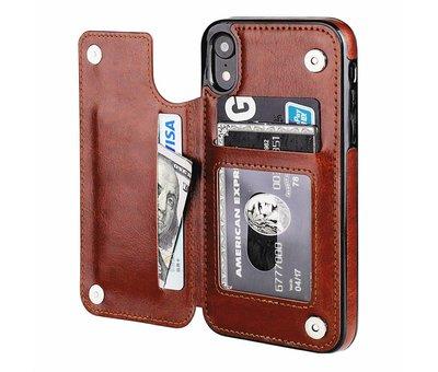 ShieldCase® ShieldCase Wallet Case  iPhone Xr (bruin)