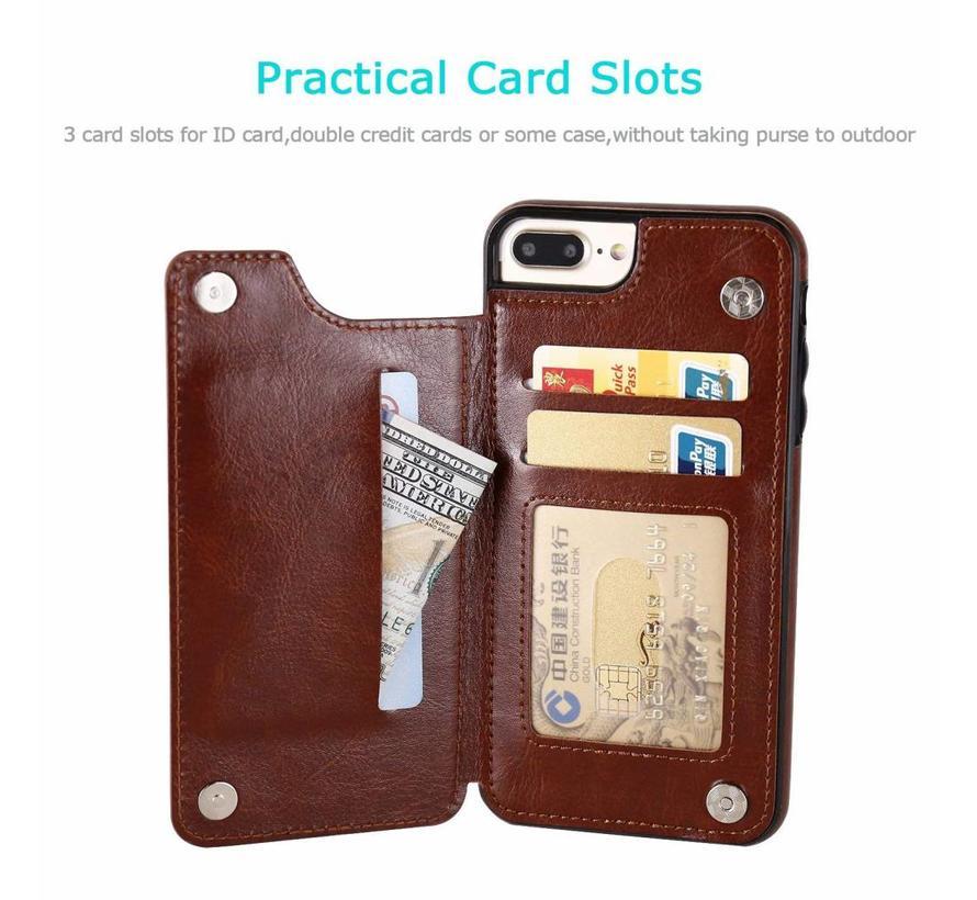 ShieldCase Wallet Case  iPhone 8 Plus / 7 Plus (bruin)
