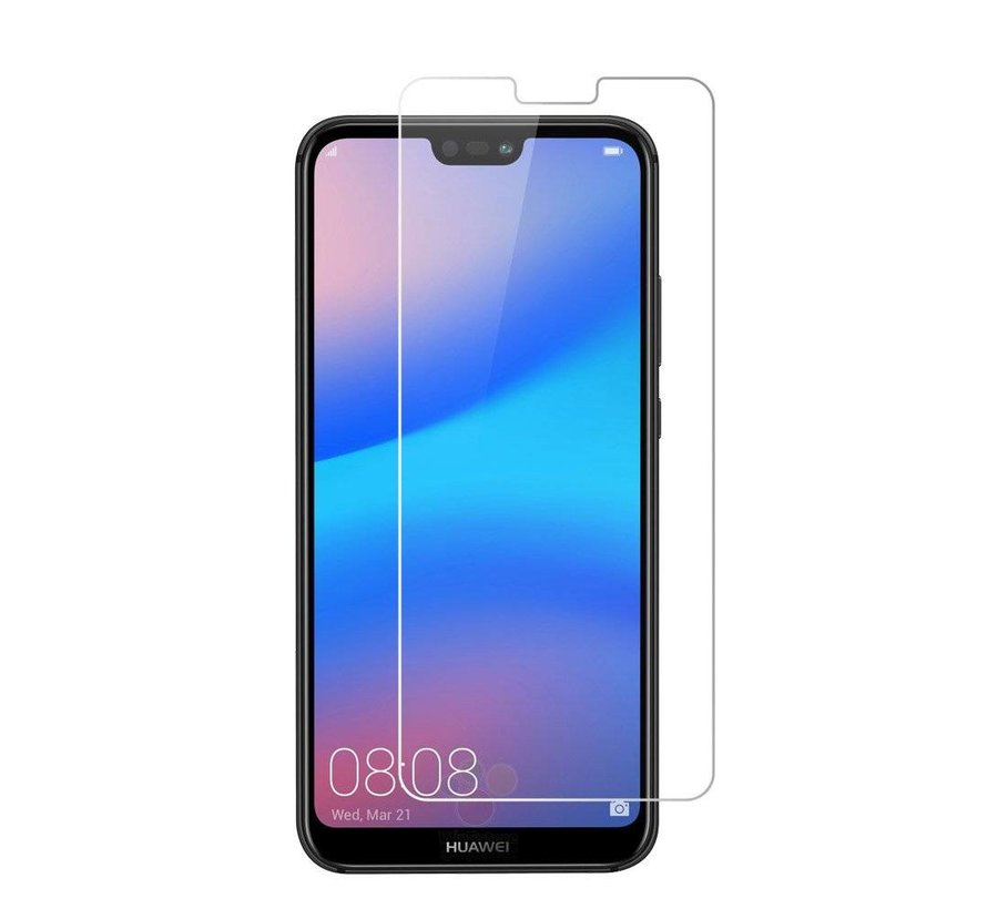ShieldCase Huawei P20 Lite Tempered Glass Screenprotector