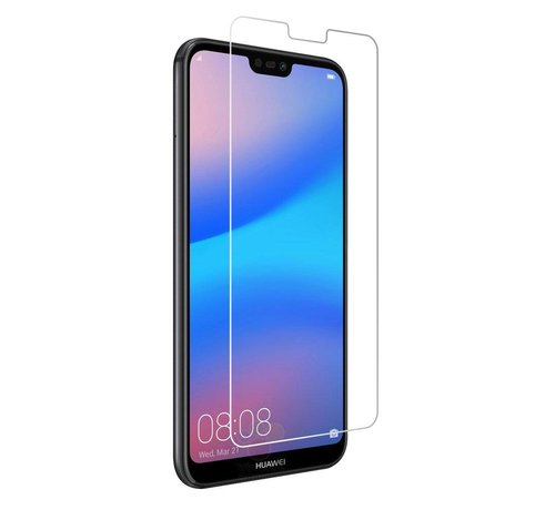 ShieldCase® ShieldCase Huawei P20 Lite Tempered Glass Screenprotector