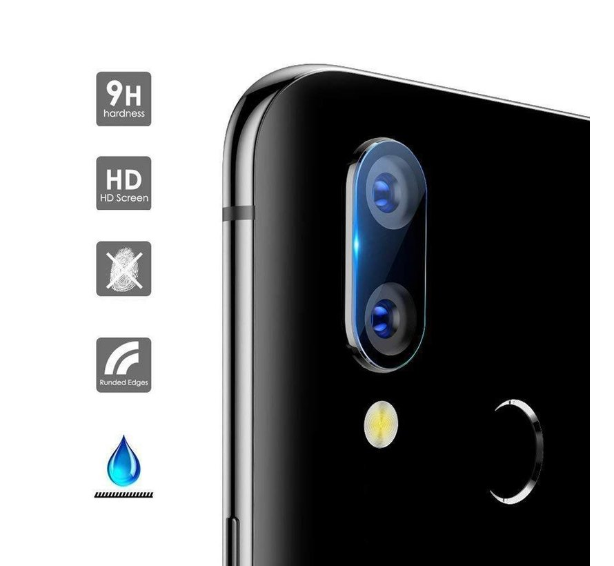 Tempered Glass Camera Lens protector Huawei P20