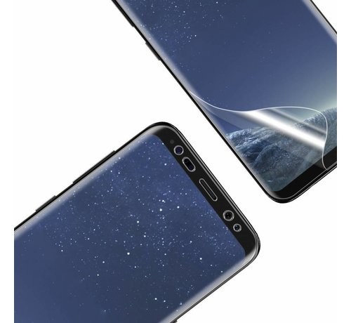 ShieldCase ShieldCase Plastic Screenprotector Samsung Galaxy S8 Plus