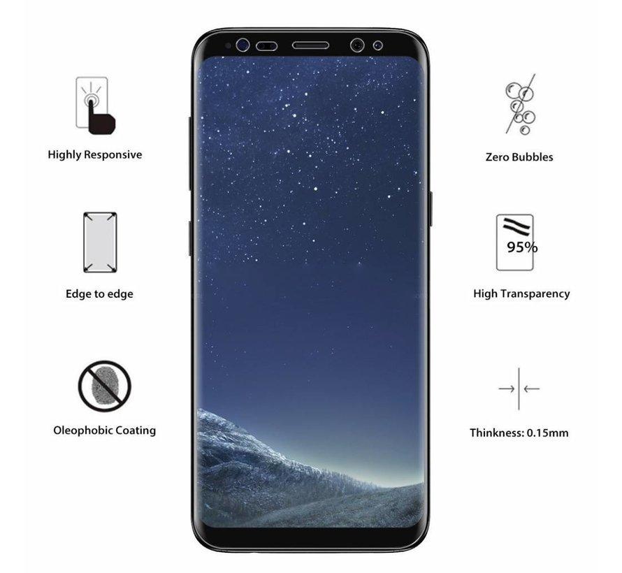 ShieldCase Plastic Screenprotector Samsung Galaxy S8 Plus