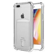 ShieldCase iPhone 7 Plus Shock case met pashouder