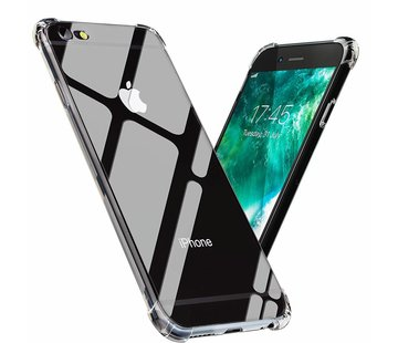 Shock case iPhone 6 / 6S transparant