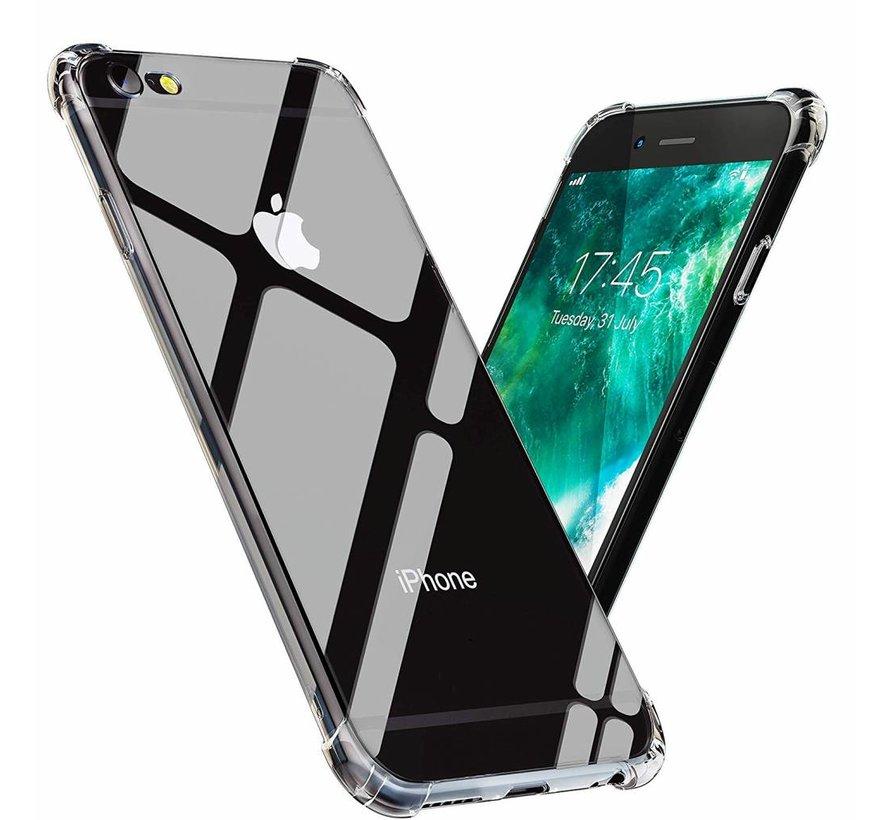 Shock case iPhone 6 / 6S transparant