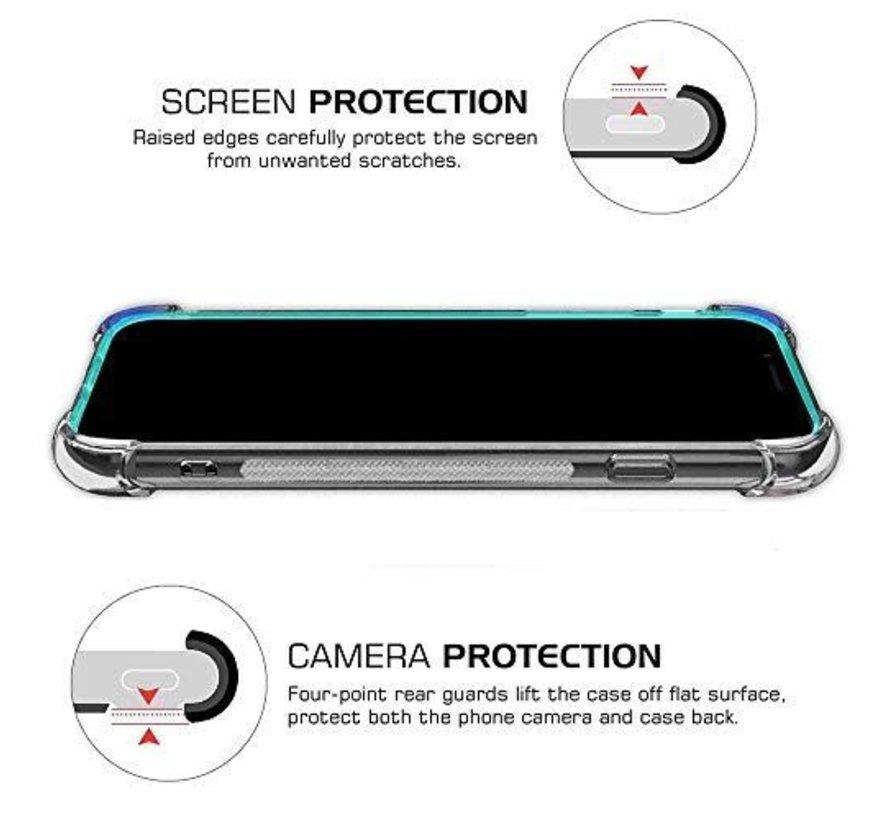 ShieldCase iPhone Xs Shock case met pashouder