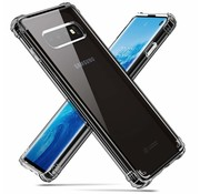 ShieldCase® Shock case Samsung Galaxy S10 (transparant)