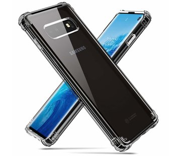 ShieldCase Shock case Samsung Galaxy S10 (transparant)