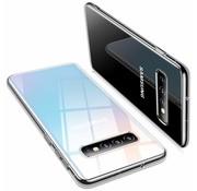 ShieldCase® Ultra dun Samsung S10 hoesje transparant