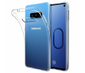 ShieldCase Ultra thin Samsung Galaxy S10e case  Silicone (transparant)