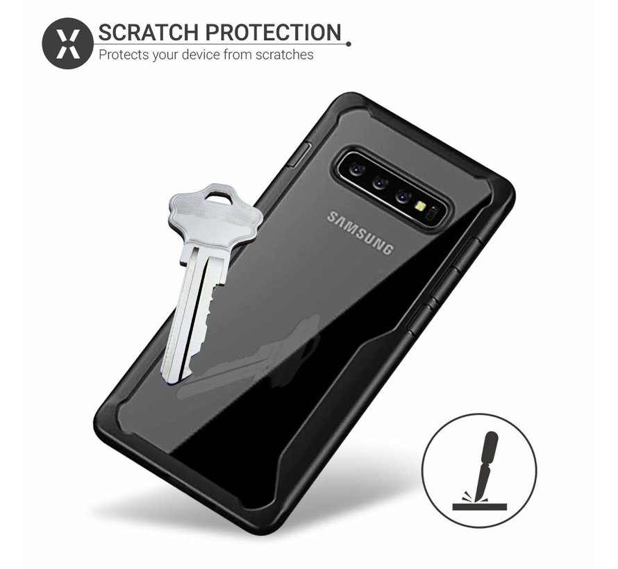 Anti Shock case Samsung Galaxy S10