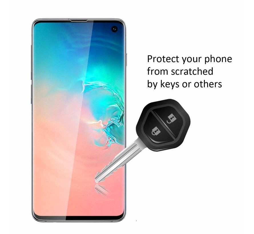 ShieldCase Screenprotector Samsung Galaxy S10
