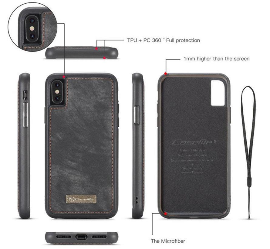 ShieldCase 2-in-1 Wallet Case iPhone X / Xs
