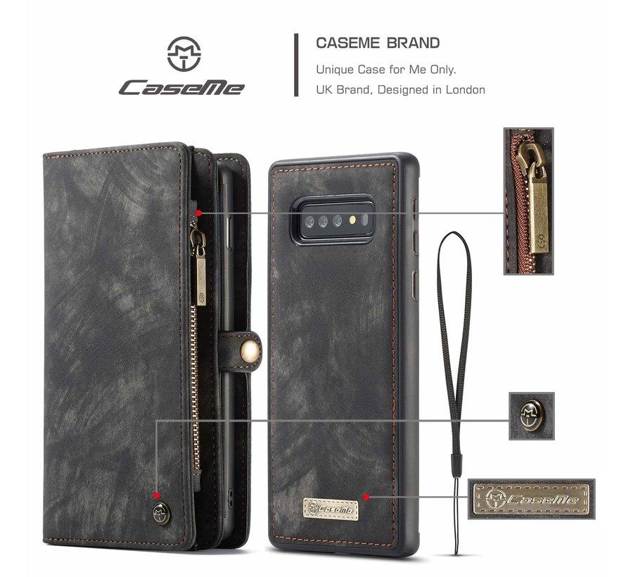 CaseMe 2-in-1 Wallet Case Samsung Galaxy S10