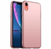 ShieldCase® Ultra thin iPhone Xr case (roze)