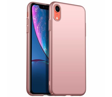 ShieldCase® Ultra thin iPhone Xr case (roze)