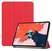 Just in Case Just in Case Apple iPad Pro 12.9 2018 Smart Tri-Fold Case (Red)