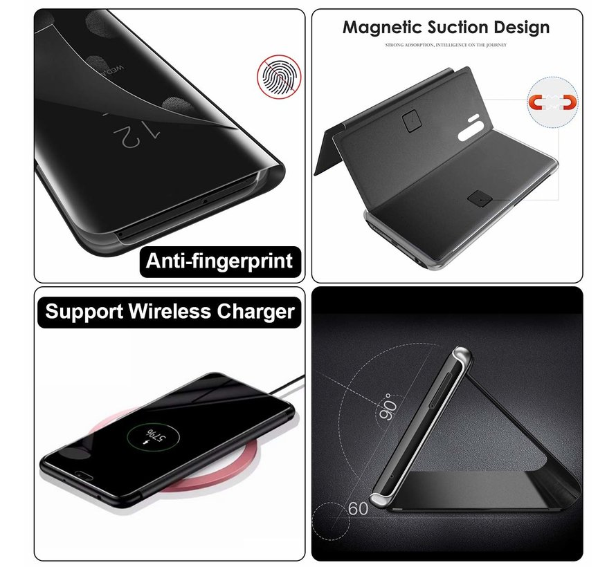 ShieldCase Spiegel Flip case Samsung Galaxy S10