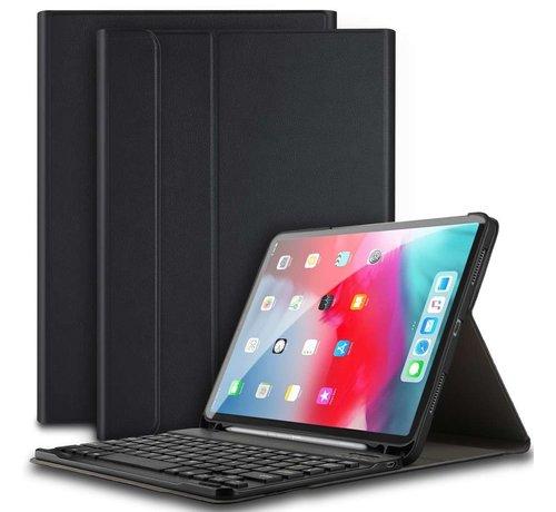 Just in Case Apple iPad Pro 11 2018 Premium Bluetooth Keyboard Cover (Black)