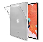 Just in Case Apple iPad Pro 11 2018 Soft TPU case (Transparent)