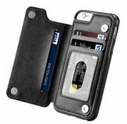 Wallet Case iPhone 6 Plus (zwart)