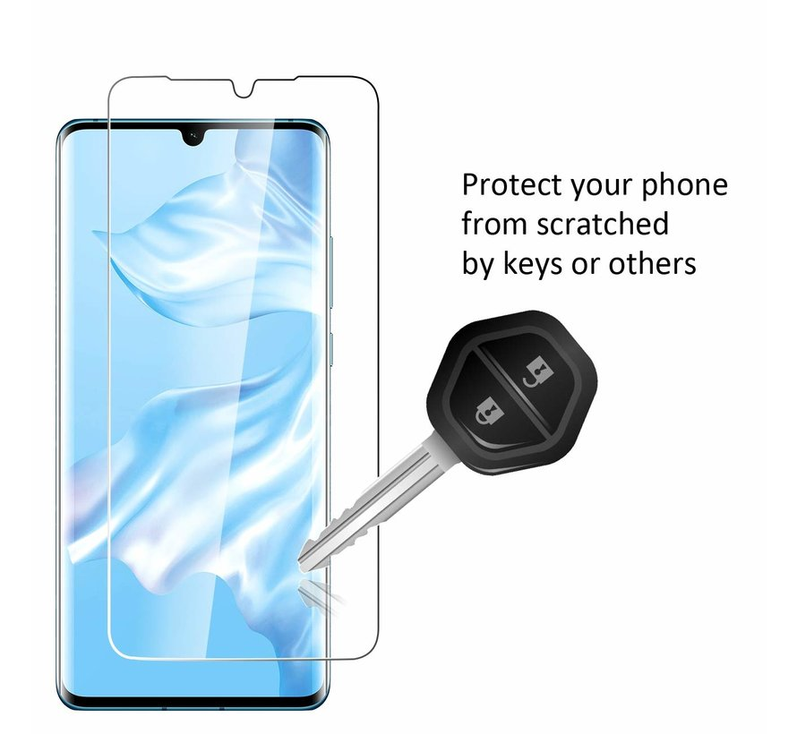 ShieldCase Plastic Screenprotector Huawei P30 Lite