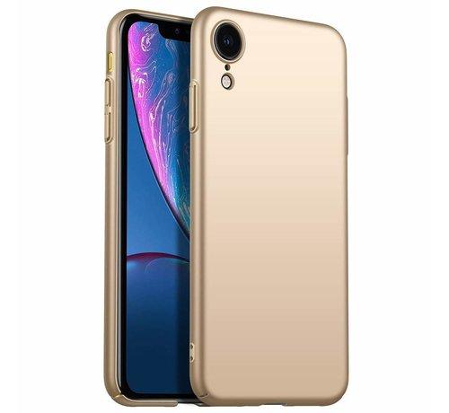 ShieldCase ShieldCase Ultra thin iPhone Xr case (goud)