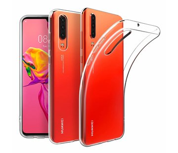 ShieldCase Ultra thin Huawei P30 case (transparant)