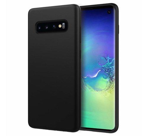 ShieldCase ShieldCase Siliconen case Samsung Galaxy S10 (zwart)