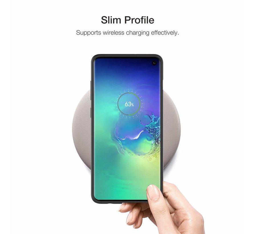 ShieldCase Siliconen case Samsung Galaxy S10e (zwart)