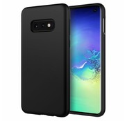 ShieldCase® Siliconen case Samsung Galaxy S10e (zwart)