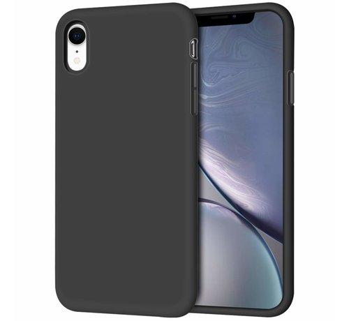ShieldCase ShieldCase Siliconen case iPhone Xr  (zwart)
