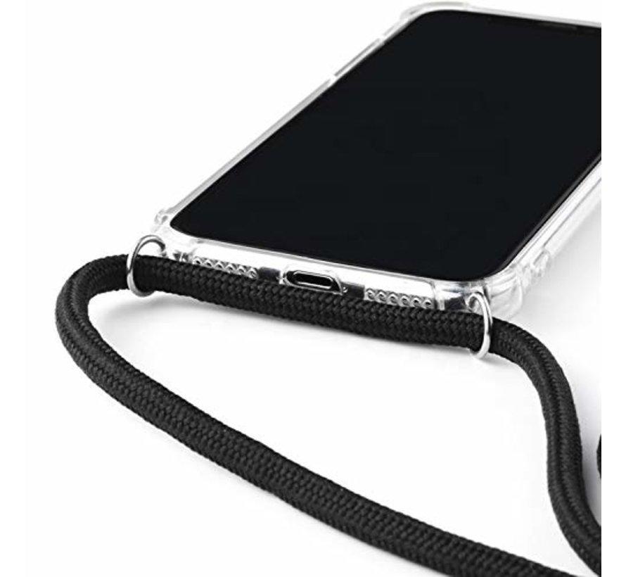 ShieldCase Shock hoesje met zwart koord iPhone Xs Max