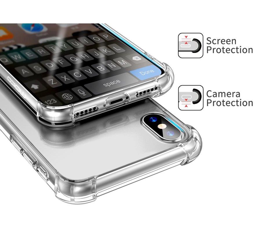 ShieldCase Shock case iPhone Xs Max (transparant)