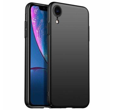 ShieldCase® Ultra thin iPhone Xr case (zwart)