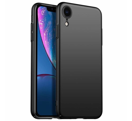 ShieldCase® ShieldCase Ultra thin iPhone Xr case (zwart)