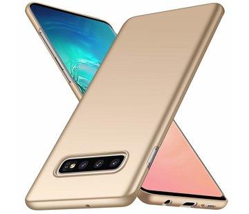 ShieldCase Ultra thin Samsung Galaxy S10 case (goud)