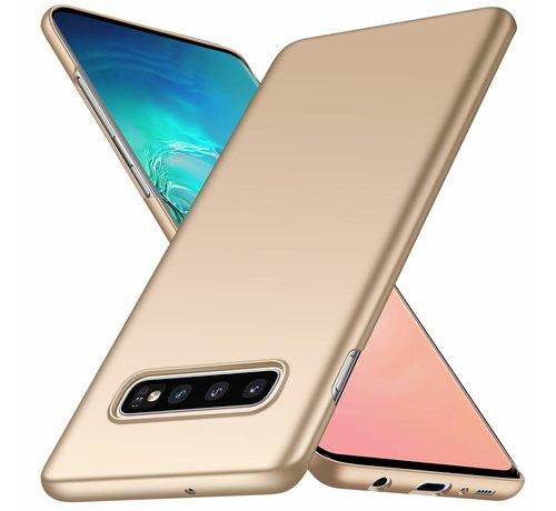 ShieldCase ShieldCase Ultra thin Samsung Galaxy S10 case (goud)