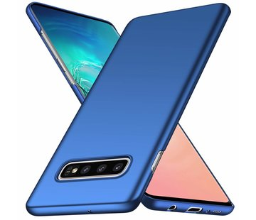 ShieldCase Ultra thin Samsung Galaxy S10 case (blauw)