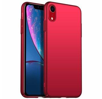 ShieldCase® Ultra thin iPhone Xr case (rood)